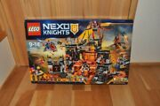 Negotiation Welcome Lego Nex Knights The Temple Of Evil Megamagma 70323