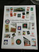 Railroad Book Collectibles From These Minnesota Railroads 2001train Book