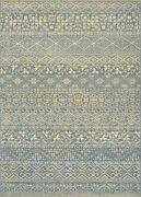 Couristan Elegance 9and03910 X 12and03911 Rectangle Area Rugs In Azure/tan