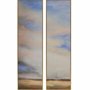 Paragon Scenic Contemporary Far Away I Pack Of 2 Wall Art 2643