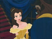Disney Paintings Beauty And The Beast/first Tool Limited To 295 Copies Canvas
