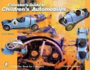 Childrens Automobiles Book Vintage Tri-ang Pedal Cars