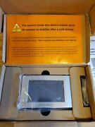 New American Standard Gold 824 Digital Touch Screen Thermostat W/ Wifi Control