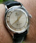 Omega Automatic Bumper Caliber 351 Men Watch 1954 With Box