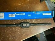 Nos Greenfield No.7 Tap Wrench Machinist Tool Lathe Mill Tool Usa Augusta Ga