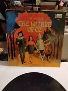 The Songs The Wizard Of Oz Lp Vg+ Cov Ex Dq-1328 1969 1st Press Original Stereo.