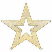 6ft Lighted Commercial Grade Led Star Christmas Display Decoration