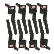 Pertronix 30728 Ignition Coils Flame-thrower Cop Ford 2v Set Of 8