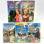 Vintage Children Vhs Movie Lot Of 5 - Chitty Chitty Bang Bang And Others- Sealed