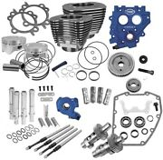 Sands Power Pack With 585 Easy Start Gear Drive Cams Black 330-0665