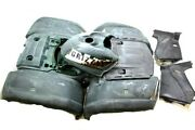 2002 Yamaha Grizzly 660 Plastic Fenders With Side Panels Heavy Fade See Note
