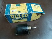 50 1950 Buick Eight 6 Volt Ccw Nos Gm Heater Motor Delco Products 5047637