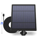Solar Power Charging Panel For Blink Xt Xt 2 Home Security Camera System Outdoor