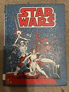 1977 Star Wars Marvel Vintage Comic Hard Cover Rare Part 1. Library Edition.