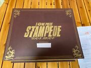 One Piece Stampede World Collectable Figure Limited To 100 Boxes Worldwide