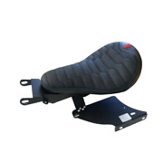 Rear Seat Set  2018-up Harley Davidson Fat Boy, Breakout And Fxdr S
