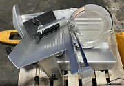 Bizerba Gsp H Meat Slicer Deli Cheese 120v / Phase 1 Commercial