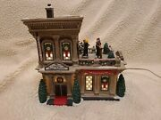 Dept 56 The Regal Ballroom 799942 Christmas In The City Limited Edition Rare