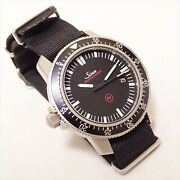 Sinn 703.ezm3.f Automatic Date Menand039s Watch Ss Black 41mm With Boxcasetool