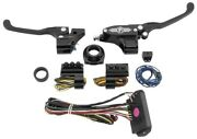 Performance Can Bus Hand Kit 9/16 Brake Cable Clutch Contrast Cut 0062-4023-bm