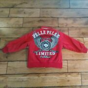 Pelle Pelle Legendary Mb Limited Edition Premium Quality New Worn 1x Rare Red