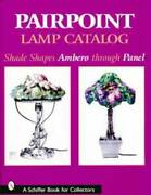 Pairpoint Lamps Catalog Shapes Ambero - Panel