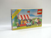 Vintage 1981and039 Lego Castle Knightand039s Tournament 6083