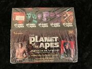1999 Inkworks   Planet Of The Apes Archives Volume 1 Trading Cards   Sealed Box