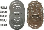 Dp Brakes Dpsk233f Clutch Kit With Steel Friction Plates