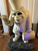 Disney Haunted Mansion Hitchhiking Ghost - Phineas - Big Fig - Rare