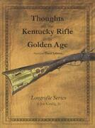 Kentucky Rifle Golden Age Antique Engraved Longrifle Reference 610pgs By Kindig