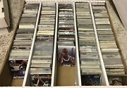 3500 Shaquille O'neal Card Lot Premium Topps 1993 1996 1999 Magic Lakers