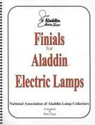 Aladdin Electric Lamps Finials Illustrated Style Name W Lamp Dates For Collector