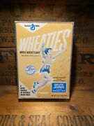 C.1976 Bruce Jenner Wheaties Cereal Box / Set Sealed In Display Plexi Case