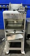 """Oliver 797 -32 5/8"""" Gravity Feed Commercial Bakery Bread Food Slicer W/ Bagger"""