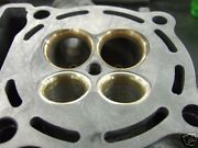 Yamaha Yz250f Head Mods Copper Alloy Seats And Guides