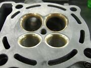 Yamaha Yz450f Head Mods Copper Alloy Seats And Guides
