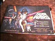 Star Wars Rolled Academy Awards B Quad Movie Poster And03977