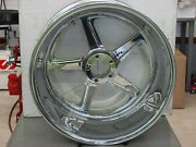 Weld Reaper 16x3.5 Chrome Motorcycle Front Wheel