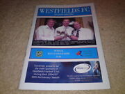Westfields Fc Vs Stratford Town - 15th Aug 2006