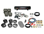 1968-72 Chevy Chevelle Complete Air Ride Suspension Kit W Viair 444c -full Fbss