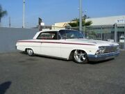 58-64 Chevy Impala Frontand Back Air Suspension Kit Bags
