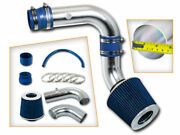 Cold Air Intake Kit + Blue Filter For 00-05 Plymouth Dodge Neon Sohc 2.0l L4