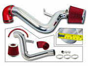 Cold Air Intake Kit + Red Filter For 95-02 Cavalier / Pontiac Sunfire 2.3 2.4 L4