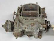 1963 63 Corvette 250 Hp Pg Carter Wcfb Carb 3500s 327/250 Dated H2