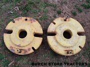Back / Rear Weights For John Deere M Tractor