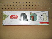 Star Wars Cookie Cutters By Williams Sonoma Heroes And Villains New In Box