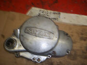 Suzuki Ts 125 197 Clutch Side Cover L Have Lots More Parts For This Bike/others