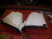 Chrysler 45 Boat Motor 457ha Side Covers I Have More Parts For This Motor