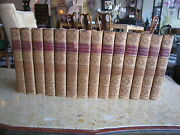 Antique Complete 14 Vol. Set Of The Writings Of Oliver Wendell Holmes Riverside